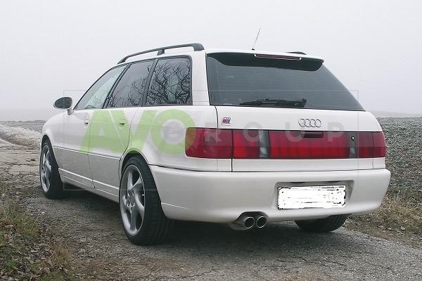 Roof spoiler for Audi 80 B3 B4 Avant 86-91