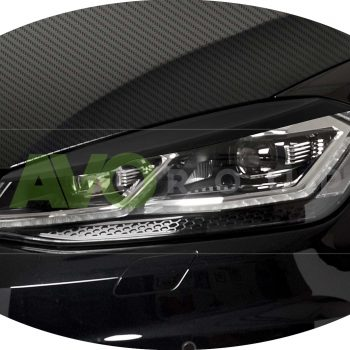 Headlight Eyelids for VW Golf 7 7.5 2017-