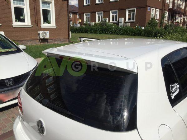 Roof Spoiler for VW Golf 6 Mk6 08-13 v3