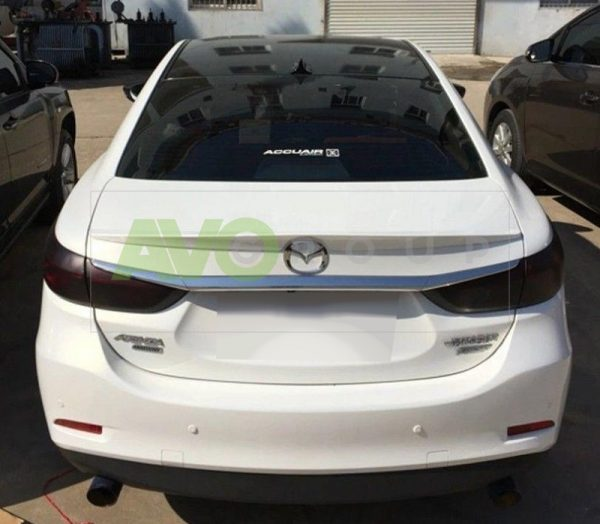 Trunk boot spoiler for Mazda 6 GJ 3 2012+
