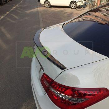 Trunk boot spoiler for Mercedes-Benz E- Class W212 09-16