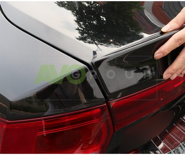 Trunk boot spoiler for Volvo S90 L 2016+ v1