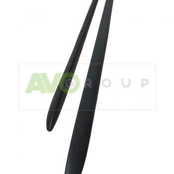 Side Skirt Extension for AUDI A6 C7 4G 11-18