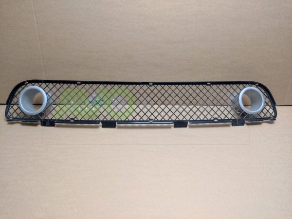 Air intakes with grill for BMW 5 E39 M5 M-Sport front bumper Grey
