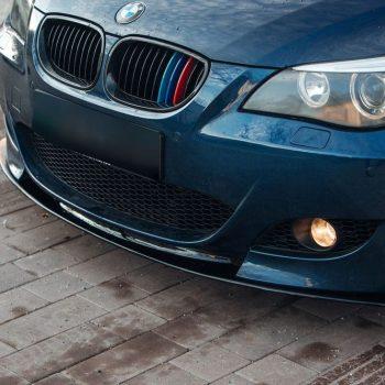 Front Spoiler Splitter for BMW 5 E60 / E61 03-10 M5 Bumper