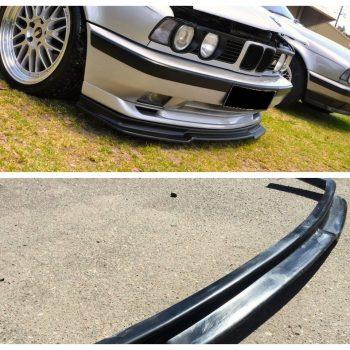 GTR Front Spoiler Splitter for BMW 5 E34 M5