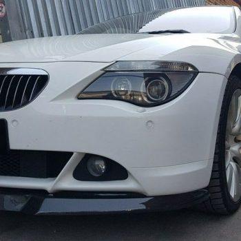 Spoiler Splitters for Front bumper BMW 6 E63 E64 03-07 SE