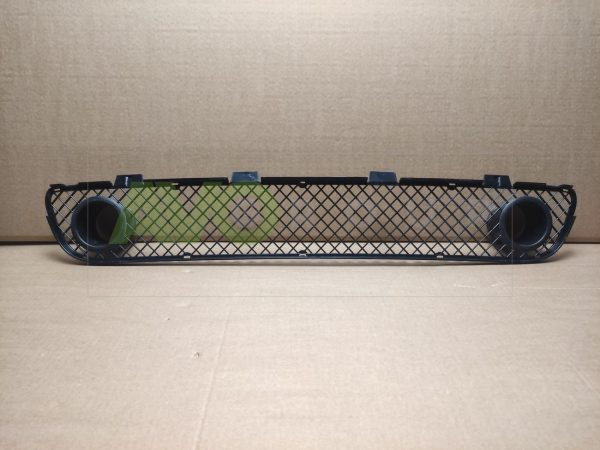 Air intakes with grill for BMW 5 E39 M5 M-Sport front bumper ABS black