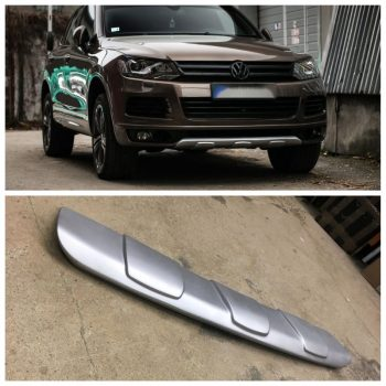 Front OffRoad spoiler valance for VW Touareg Mk2 7P 10-14 R Line