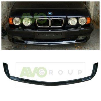 Front Spoiler Splitter m tech style for BMW 5 E34 86-97 ABS