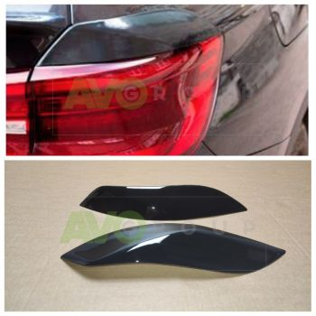 Backlight Eyelids for BMW X3 G01 F97 2017-2021 ABS Gloss